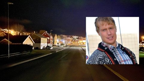 DAGSLYS: – Det vil nesten være som å kjøre i dagslys, selv om det er midt i desember, forteller Øyvind Markussen