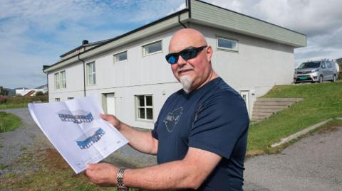 KJØPER ÅSEGARDEN: Håkon Ulriksen har slått seg opp på eiendom. Selskapene hans omsetter for over 22 millioner kroner.