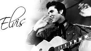 DET ER ÅLREIT: Elvis.