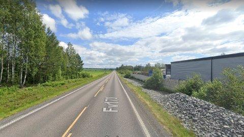 Mannen i 30-årene mistet førerkortet i fem måneder etter å ha kjørt for fort på Renorsletta i Aurskog. Foto: Google Maps