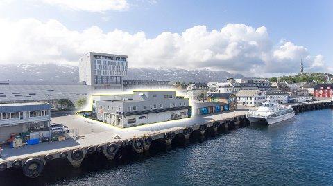 NAV-bygget i Sandnessjøen ligger ute for salg nok en gang. Til tross for god beliggenhet og gode leieinntekter har ingen valgt å investere i bygget som nå ligger ute for salg uten prisantydning.