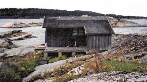 LITE VEDLIKEHOLD: Hytteeieren opplyser i søknaden at hytta framstår som veldig sliten og utdatert.