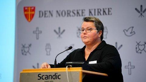 JULEGUDSTJENESTER: Prost i Lofoten prosti, Kristine Sandmæl, kommer med informasjon om årets julegudstjenester i Lofoten.