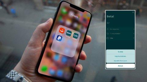 I løpet av dagen skal DNBs mobilbank-app oppdateres slik at du slipper å taste inn KID-nummer.