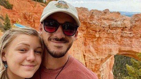MASSIV OPPMERKSOMHET: Gabby Petito (22) ble funnet død 22. september. Nå leter politiet etter forloveden Brian Laundrie.