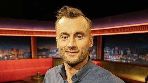 NY JOBB: Petter Northug blir programleder for TV 2. Her er han avbildet da han gjestet Senkveld i fjor.