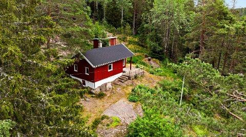 Det ligger flere hytter til salgs i Oslo-området som kan by på gode turmuligheter.