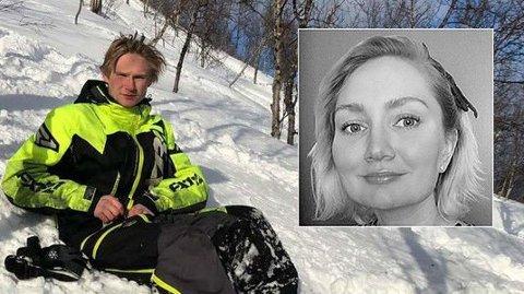 MISTET DE SISTE TIMENE: Olaf Skarbakk Bjørkeng (22) døde. Storesøster Ulrikke Bjørkeng (29) fikk ikke være med han på dødsleiet.