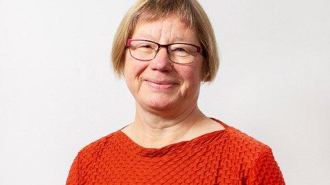 Anne Bergljot Skoglund er ny stiftsdirektør i landets nordligste bispedømme.