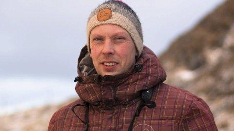Martin Eggen, Naturvernrådgiver, Norsk ornitologisk forening