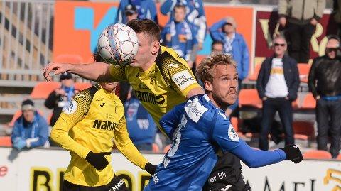 Marius Alm har vært skadet siden møtet med Pontus Engblom og Sandefjord i 3. serierunde. Lørdag gjør han comeback for Raufoss 2.