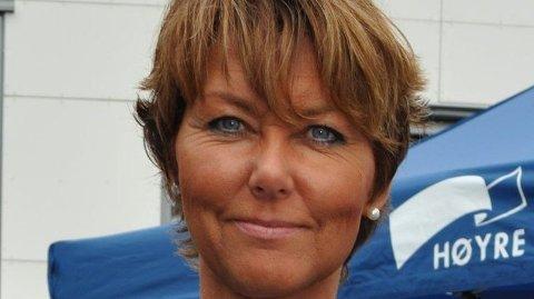 GJENVALGT: Hanne Velure