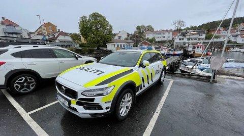 MYE Å GJØRE: Politiet hadde mye å gjøre i Follo natt til tirsdag.