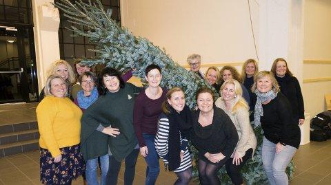 To konserter: Black & Lekker inviterer til julekonsert i Tjølling kirke lørdag og Hedrum kirke søndag.Foto: per Albrigtsen