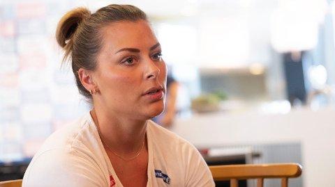 NY SESONG: Håndballstjernen er tilbake fra skade og klar for sin første sesong i Vipers Kristiansand.