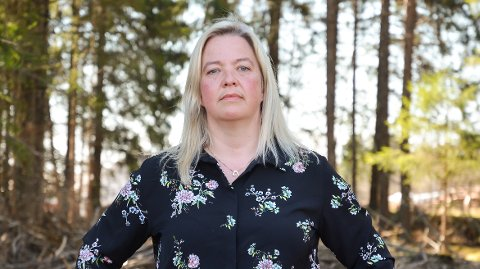 ÅPEN: – Når noen reagerer så sterkt på meg at de ikke vil stille på lista hvis jeg fortsetter, da vil jeg vite det, så jeg kan rette opp i det, sier ordfører Bente Elin Lilleøkseth (Ap).