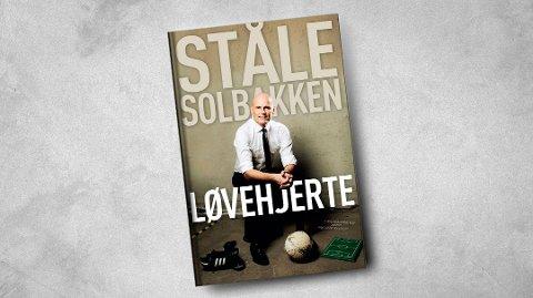 BESTSELGER: Ståle Solbakkens «Løvehjerte» har solgt i over 10.000 eksemplarer i Danmark. Foto: Fck.dk