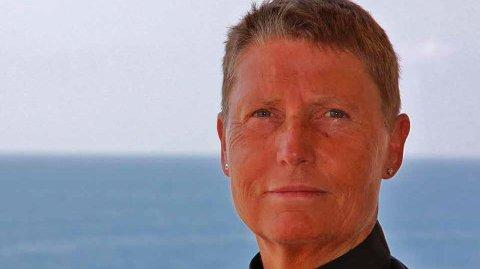Trine Færevåg gleder seg til å komme hjem, og vet at hun vil savne Spania.Til horisonten med hav og himmel.