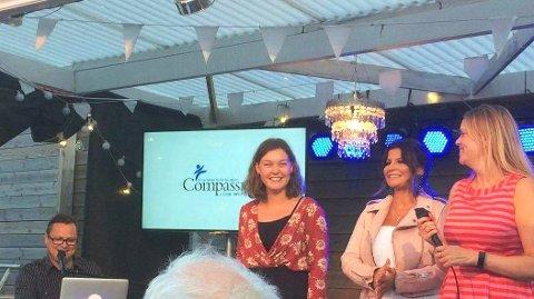 Deb svenske superstjernen Carola Häggkvist dukket opp i Bjørkedal i sommer. Her fra hagekonserten. Det var den 10. mest leste åpne saken i PDi 2017.