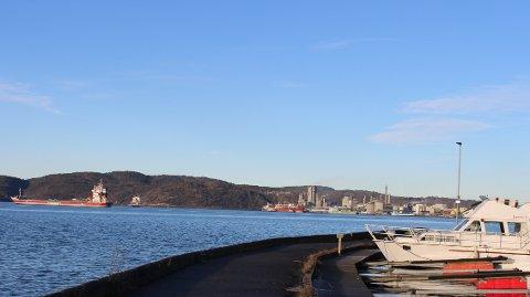 Gammel industri forurensning i Frierfjorden må ryddes opp for at det ikke skal hindre ny industriutvikling i kommunene i Grenland. Fredag skal saken opp i Grenlandsrådet.