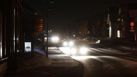 ALLES ANSVAR: Vi bilister har et stort ansvar hvis noe skjer, men fotgjengeren har også ansvar for at vi får en trygg trafikk, sier Marthe til Direkte linje. Illustrasjonsfoto: Ole Edvin Tangen
