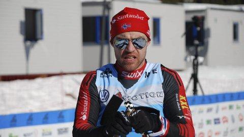 18. PLASS: Tord Asle Gjerdalen gikk inn til en 18. plass på 15 km klassisk på Beitostølen. (arkivfoto)