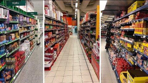 TAPER: Det er varer som dagligvarekjdene ikke tjener på at du kjøper. Foto: Håvard Hjorthaug Vege (Nettavisen)/Extra
