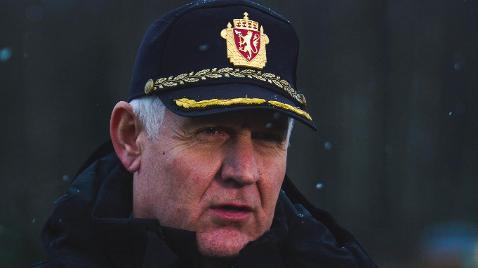 KONTROLLER: UP-sjef Runar Karlsen sier at antall ruskjøringer i Norge er alt for høyt.