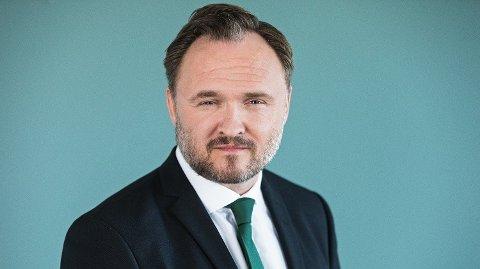 Dan Jørgensen ble utnevnt som Danmarks klimaminister i sommer og er medlem av Socialdemokratiet, Foto: Ulrik Jantzen (Klima- energi- og forsyningsministeriet)