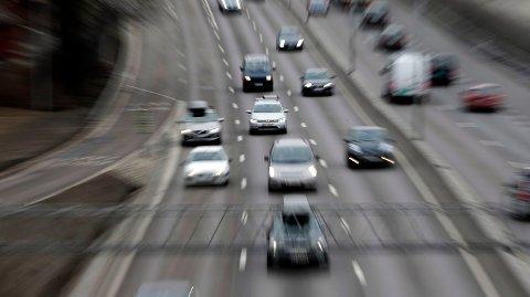 BRYTER FARTSGRENSEN KONSTANT: Norske bilister er ikke flinke til å holde en konkret fartsgrense. Foto: Håkon Mosvold Larsen (NTB scanpix)
