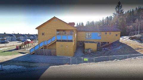KARANTENE: Flere personer tilknyttet én av barnehagens avdelinger er i karantene.