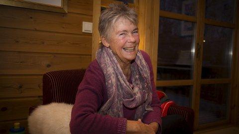 ETTER 30 ÅR: – Jeg skulle gjerne ha jobbet et par år til, og blitt med inn i ny kommune, men kreftene strekker ikke til, sier den nyetablerte pensjonisten Anne Berit Sørlie.