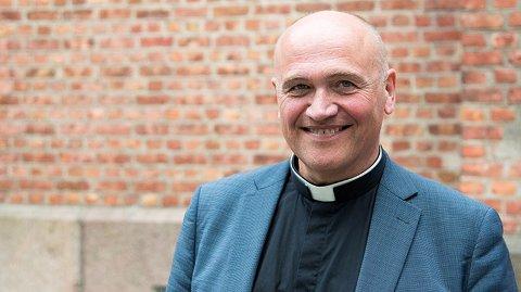 Ny biskop: Jan Otto Myrseth kommer til Sande.