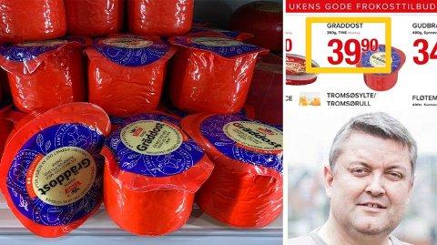 DÅRLIG TILBUD: Du tjener dårlig på å slå til på Spars frokosttilbud. Gjerrigknark Rune Nikolaisen advarer.