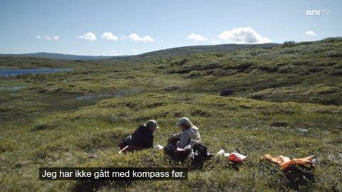 I siste episode av TV-programmet Lars Monsen på villspor, var Monsen på tur i Snåsa og Skjækerfjella sammen med Herman Flesvig.