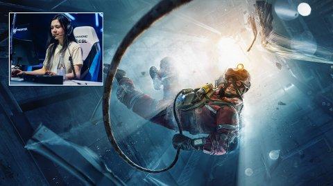 ACTIONHELT: Eit av dei største spelselskapa i verda, Ubisoft, lanserer ein karakter frå Lærdal. Han blir ein del av dataspelet Rainbow Six Siege, som har 60 millionar spelarar. Den norske dataspel-stjerna Katja håpar den nye karakteren kan auke interessa for spelet i Noreg.