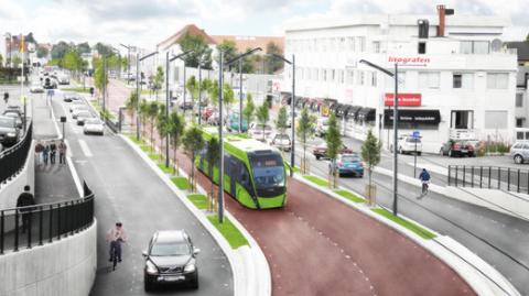 Trolley eller batteri? Det har vært den store diskusjonen når det skal velges nye busser til den fremtidige bussveien. Nå vil fylkeskommunen ha innspill fra kommunene.