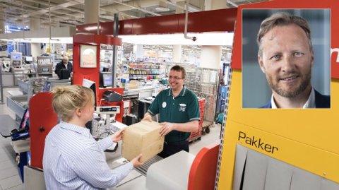 I uke 46 ble det sendt en million pakker med posten. Det er ny rekord, like før årets største salgsuke, opplyser pressesjef Kenneth Tjønndal Pettersen.