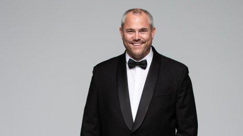 Tommy Østland (43) skal spille agent i ny tv-serie på NRK. Foto: Foto: Sarosi Zoltan/NRK/STRIX