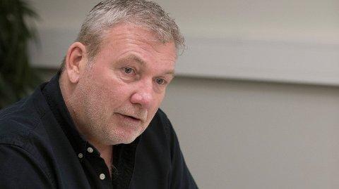 NY SMELL: XXL-gründer og storaksjonær Øivind Tidemandsen må nok en gang tåle nye bunnivåer for aksjen.Foto: Terje Bendiksby (NTB scanpix)