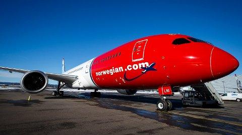 Norwegian innfører nye bagasjeregler fra februar.Foto: (NTB scanpix)