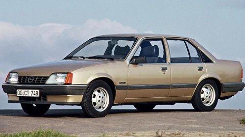 Det begynner å bli veldig mange år siden Opel hadde sin storhetstid i Norge, med modeller som blant andre Rekord.