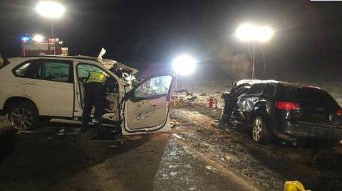 BLE FATALT: En 24 år gammel mann døde etter et sammenstøt med en familie fra Holmestrand på vinterferie i Østerrike.