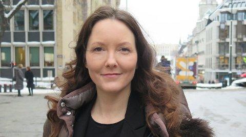 PSYKOLOG: Lina Hantveit var med å starte Søvnskolen i Oslo.