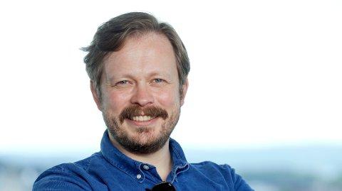 KOMMER: Einar Tørnquist er klar for et nytt underholdningsprogram.