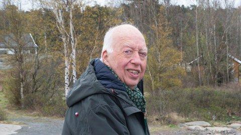 Trond Nordby ser frem til å legge fritidsboligene ut for salg.