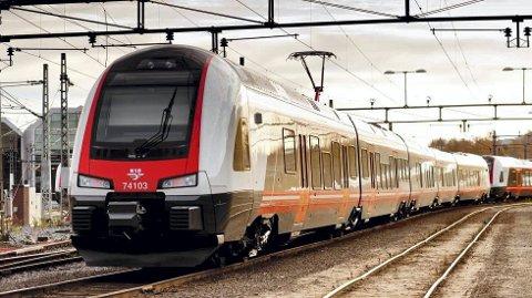 NSB: Vant ikke anbudet på togdrift på Sørlandsbanen, men lover å samarbeide godt med britiske Go Ahead. Illustrasjonsfoto