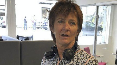 Ordfører Marianne Landaas: Har blitt kritisert fra flere hold etter at hun i forrige ule uttrykte seg kritisk til dagens boplikt-ordning. Arkivfoto