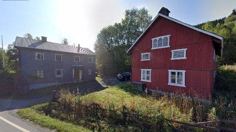 NYLIG SOLGT: Golsvegen 514 i Åbjør ble nylig solgt for 1.150.000 kroner.