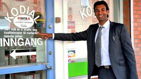 350 ENHETER: Jasbir Singh Kodial regner med at selskapet vil eie ca. 350 boligenheter før 2018 er omme.